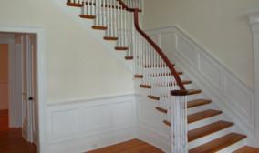 Build Exterior & Interior Stairs