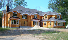 New Jersey Custom Home Framing - House Framing Contractors
