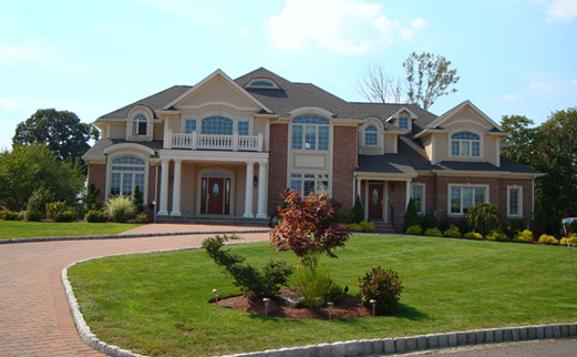 New jersey new homes custom built home in nj for New jersey luxury home builders